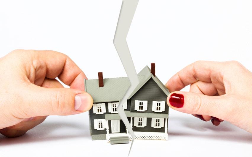 Определение долей жилья