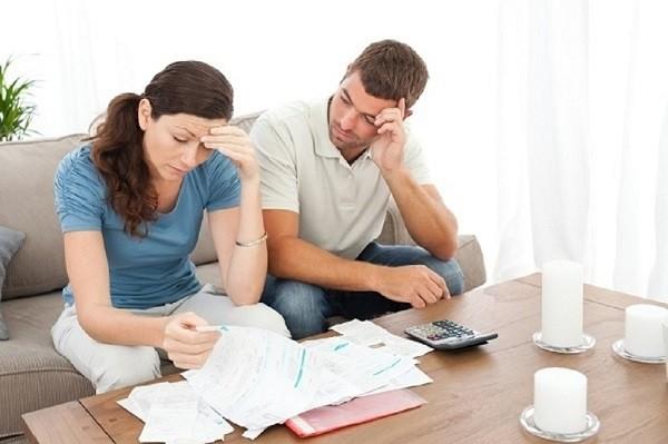 Раздел долгов при разводе